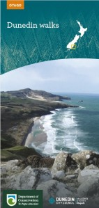 Cover of Dunedin Walks