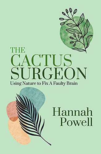 Cover of The Cactus Surgeon, by Hannah Powell